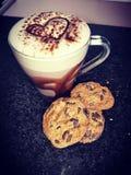 Chocolate quente foto de stock royalty free