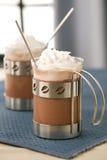 Chocolate quente fotografia de stock royalty free