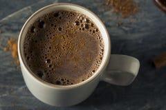 Chocolate quente mexicano picante do feriado caseiro Fotos de Stock Royalty Free