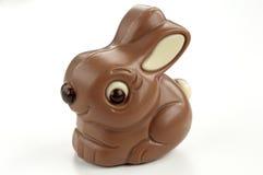 Chocolate rabbit Royalty Free Stock Image
