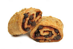 Chocolate Rugelach Stock Photography
