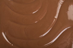 Chocolate sauce Royalty Free Stock Photos