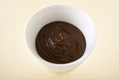 Chocolate Sauce Stock Photo