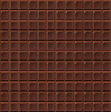 Chocolate seamless milk vector handmade, bio food background Stock Photo