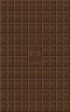 Chocolate seamless texture,  Stock Photo