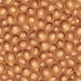 Chocolate seamless texture Stock Photo