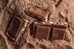 Chocolate Stock Image