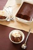 Chocolate Sformato Stock Images