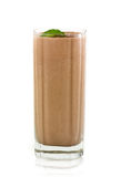 Chocolate shake Stock Images