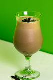 Chocolate shake Royalty Free Stock Photos