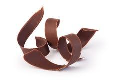 Chocolate shavings Royalty Free Stock Photography