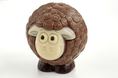 Chocolate sheep Royalty Free Stock Photography