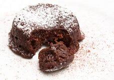 Chocolate Soft Cake Royalty Free Stock Image