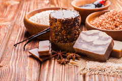 The Chocolate spa Stock Photos