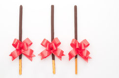 Chocolate stick Royalty Free Stock Photo