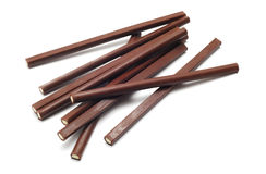 Chocolate sticks Royalty Free Stock Image