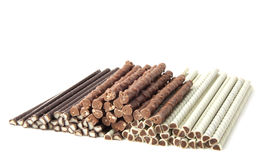 Chocolate sticks Stock Image