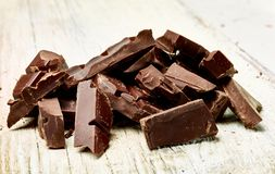 Chocolate sweet food dessert royalty free stock photography