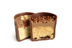 Chocolate sweet Stock Images