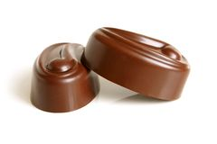 Chocolate sweets Royalty Free Stock Photography