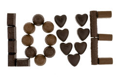Free Chocolate Sweets Stock Photography - 7742422