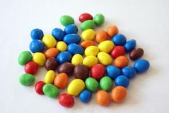 Chocolate sweets candy confectionery Stock Images