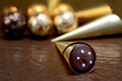 Chocolate sweets Royalty Free Stock Photo