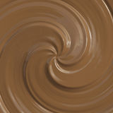 Chocolate swirl Royalty Free Stock Photos