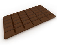 Chocolate tablet Royalty Free Stock Image