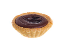Chocolate tart Stock Photos
