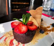 Chocolate temptation part 2 stock image