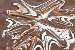 Chocolate texture4 Royalty Free Stock Images