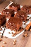 Chocolate time Stock Photo