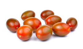 Chocolate Tomato or Brown color tomato Stock Photos