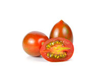 Chocolate Tomato or Brown color tomato Royalty Free Stock Photo