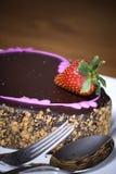 Chocolate treat Stock Photography