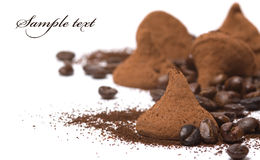 Chocolate Truffle Stock Photos