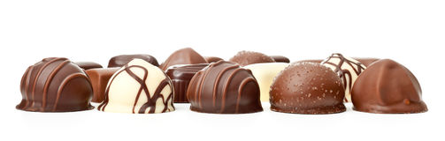 Chocolate truffle Royalty Free Stock Photography