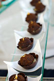 Chocolate Truffle Dessert Royalty Free Stock Photography