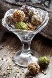 Chocolate Truffle Stock Images