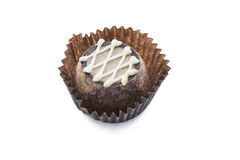 Chocolate truffle Stock Image