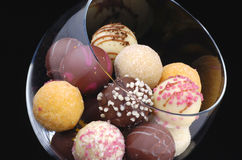 Free Chocolate Truffles Royalty Free Stock Photography - 3607237