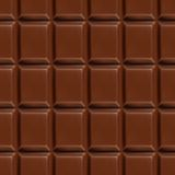 Chocolate vector background Royalty Free Stock Photography
