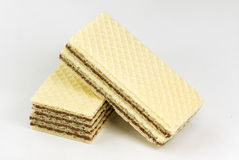 Chocolate Wafer Stock Images