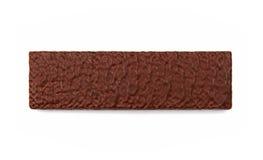 Chocolate wafer Stock Photo