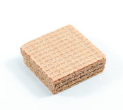 Chocolate wafer Stock Photography