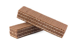 Chocolate wafers Royalty Free Stock Photo