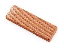 Chocolate waffle Stock Photography