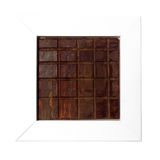 Chocolate in white box Stock Images