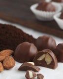 Chocolate1 Fotografía de archivo libre de regalías